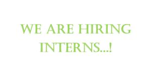hiring interns for careershodh.com